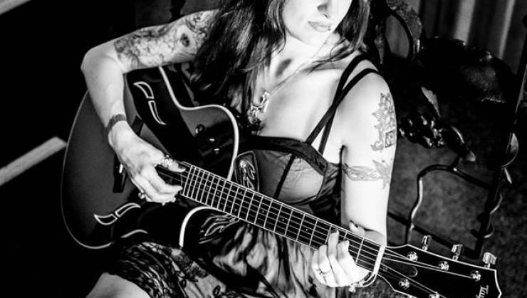 Live Music: Marie Anderson