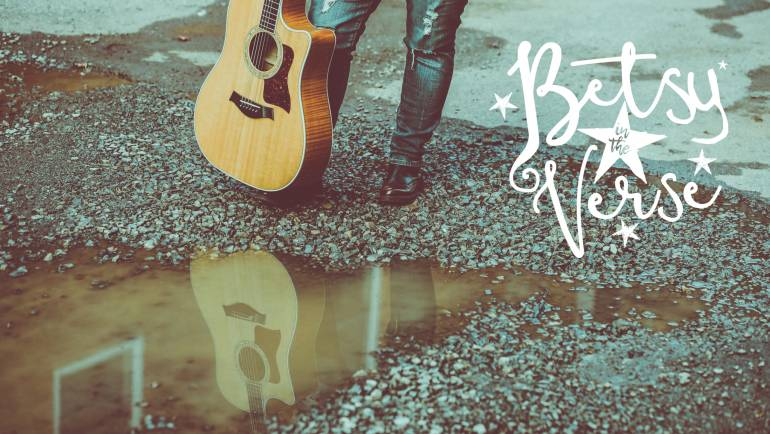 Live Music: Betsey in the Verse