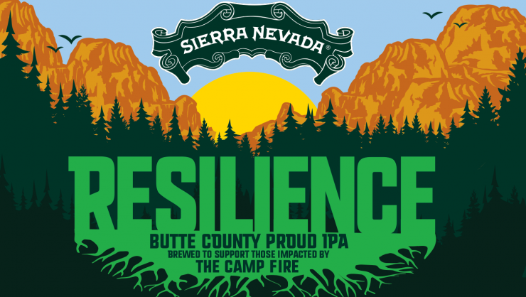 Resilience IPA Release Night